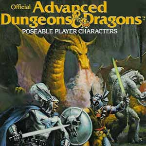 Advanced Dungeons & Dragons LJN