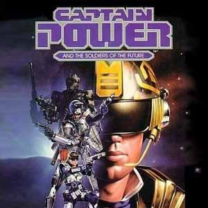 Captain Power by Mattel