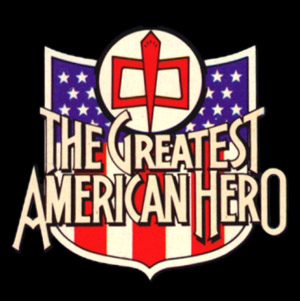 Greatest American Hero by Mego