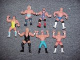 WCW Galoob Action Figures