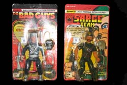 Remco Sarge Team & Bad Guys