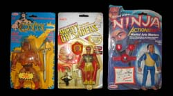 Remco Conan, Mighty Crusaders & Secret of the Ninja