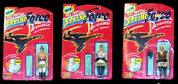 Remco Ninja Strike Force