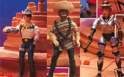 Bravestarr 2nd Series of Figures