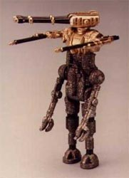 Star Wars 1985-86 Proposed Figures
